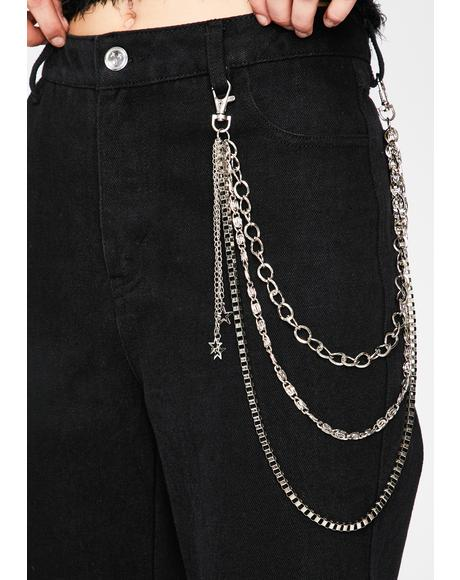 Rotten Trinity Pant Chain