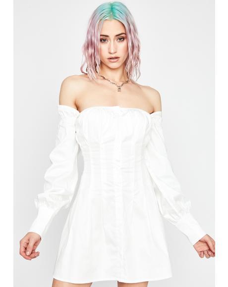 Love Interest Long Sleeve Dress