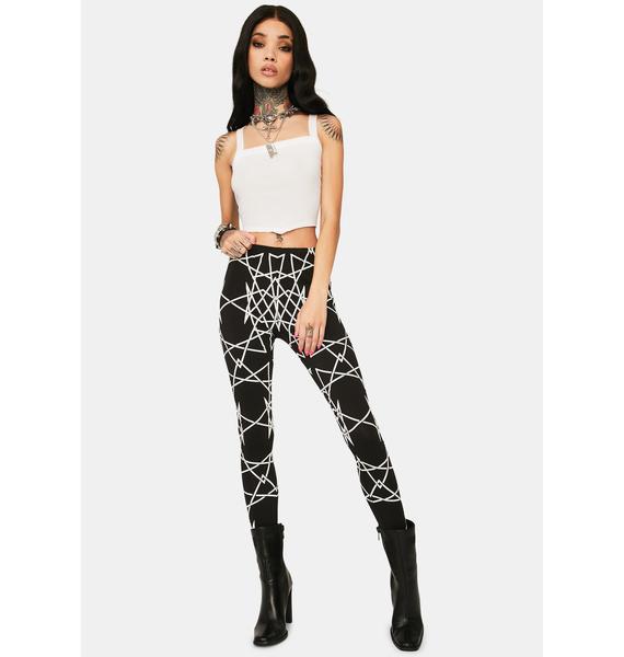 Long Clothing Infinite Leggings