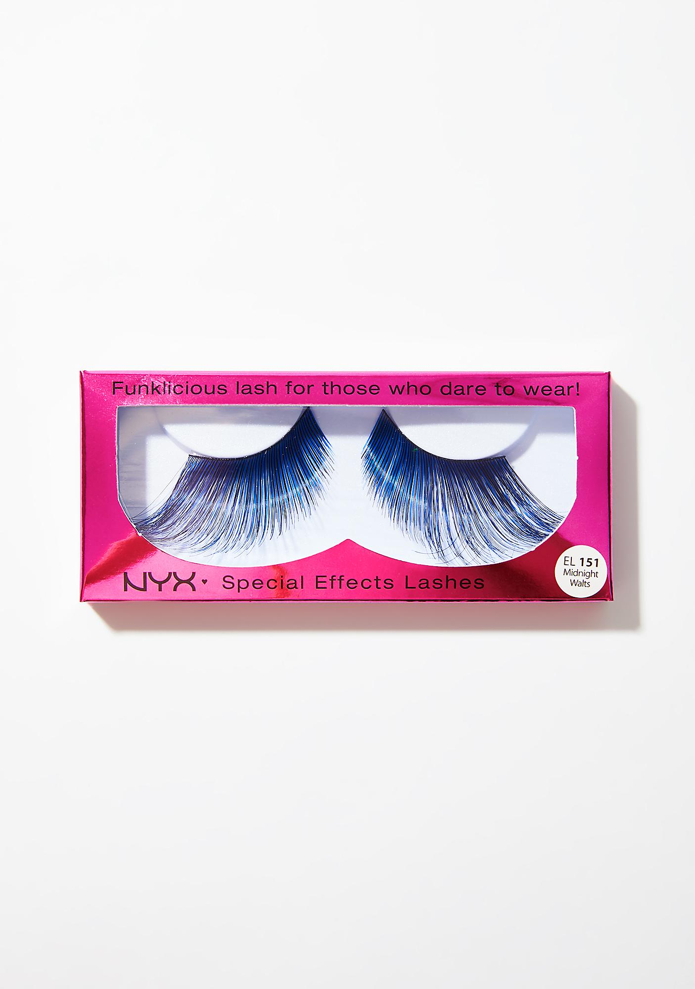 NYX Midnight Walts Special Effect Lashes