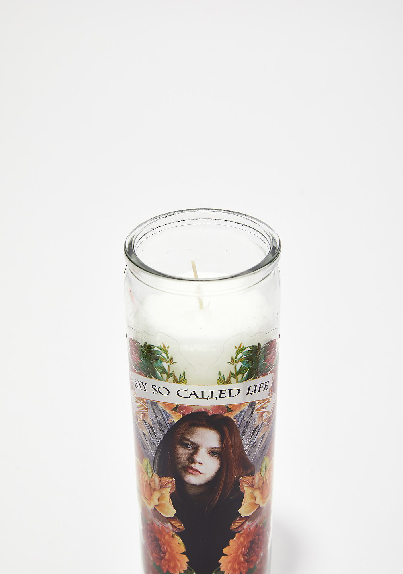 Last Craft My So Called Life Alter Candle