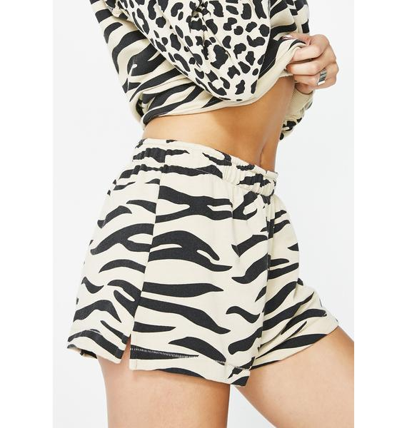 Wildfox Couture Easy Tiger Sommers Shorts