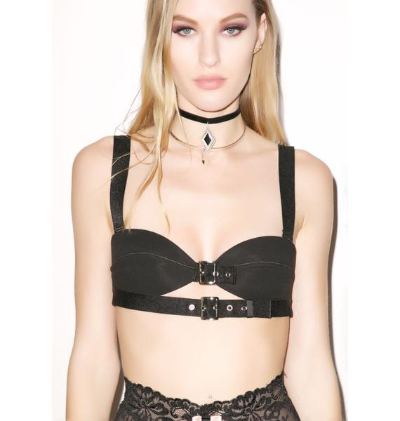 Love Haus Harness Bra