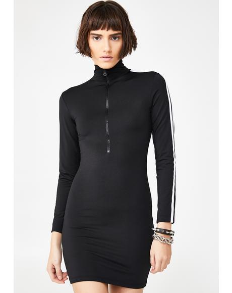 Extra Mile Bodycon Dress