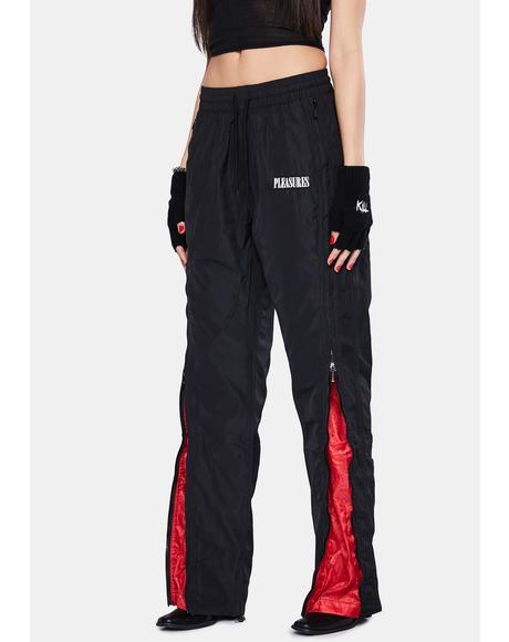 Blast Side Zip Track Pants
