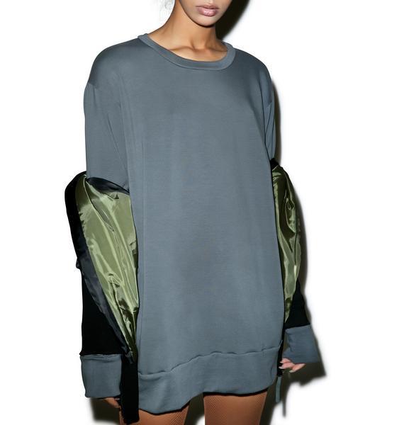 Groceries Apparel Alameda Sweater