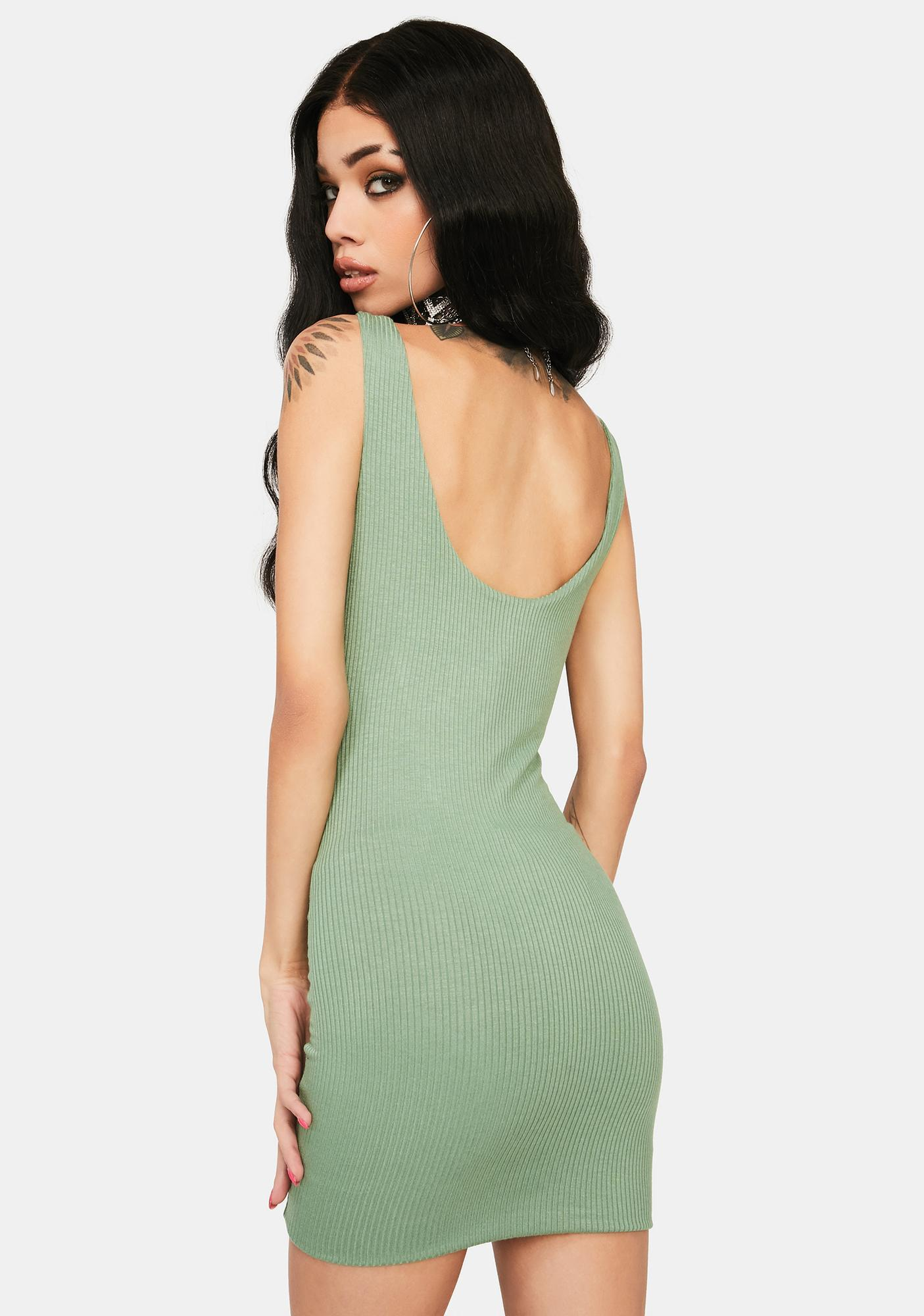 Not Looking Back Mini Dress