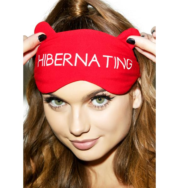 Wildfox Couture Hibernating Eyemask