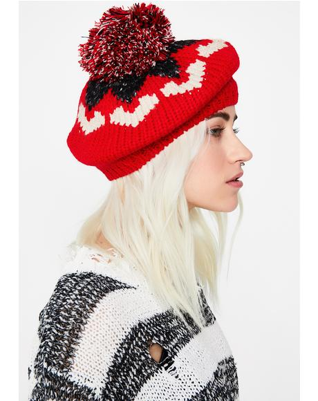 Warm Enuff Knit Hat