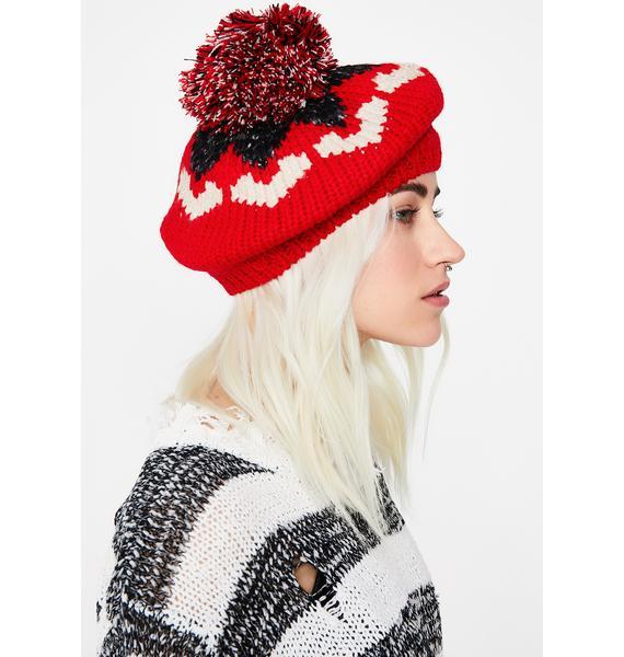 Warm Enuff Knit Hat