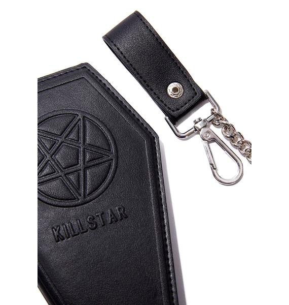 Killstar Worship Me Wallet