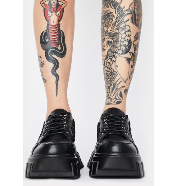 Lamoda Hellish Hottie Platform Sneaker