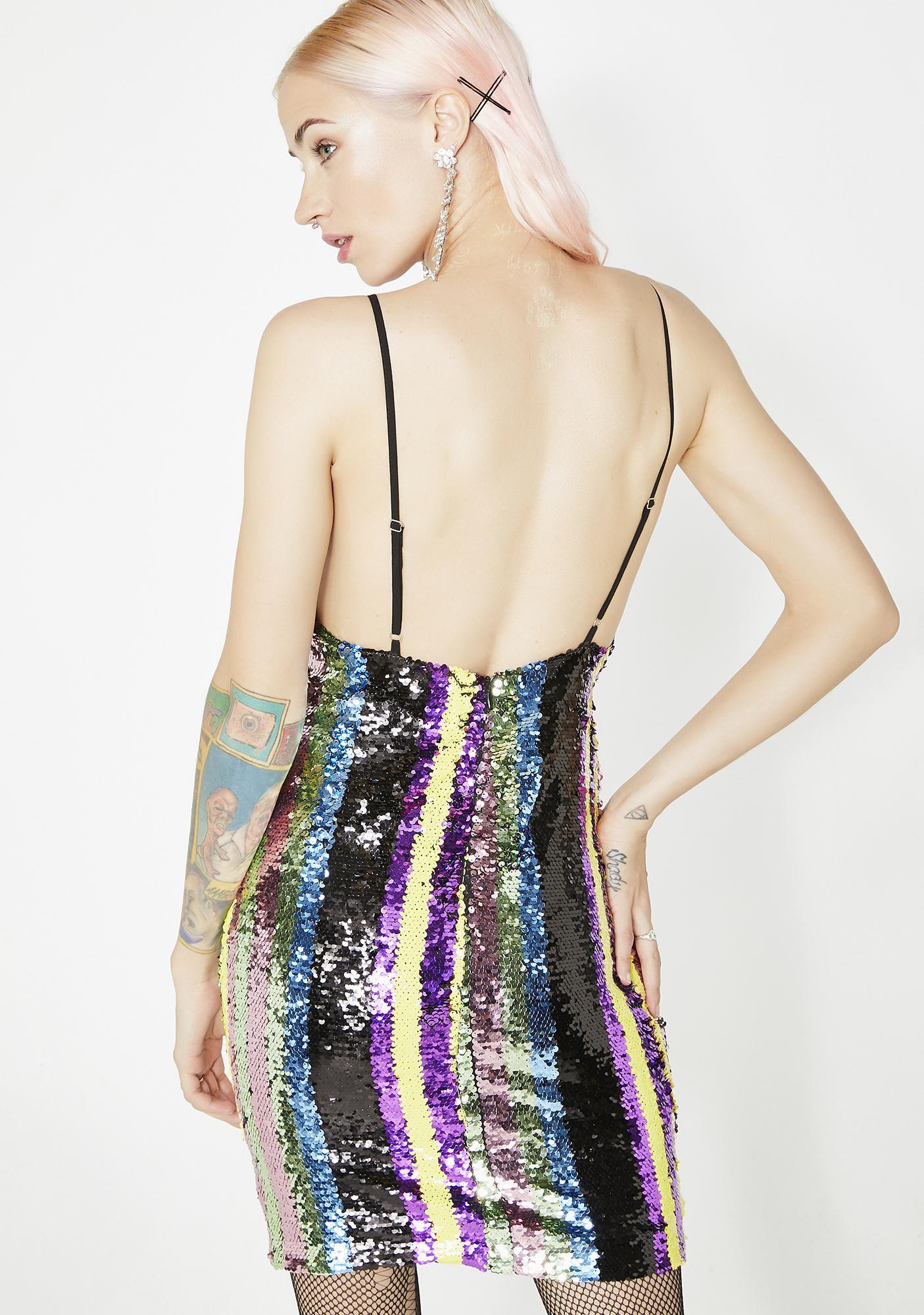 Dance Till Dawn Sparkle Dress