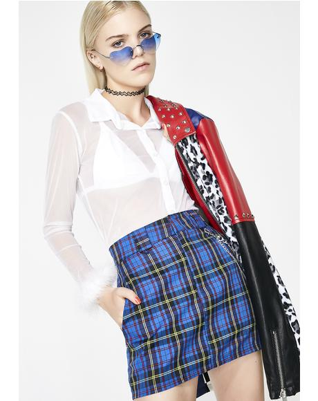 Quinn Chain Skirt