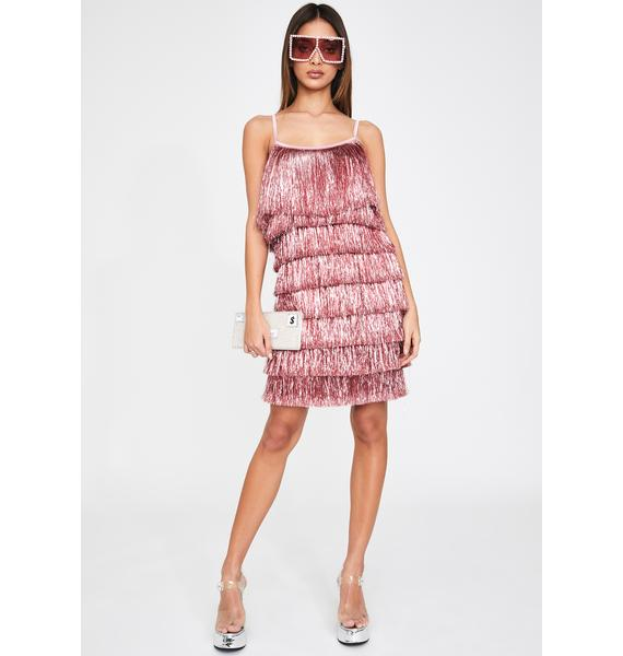 Kiki Riki Party Queen Fringe Dress