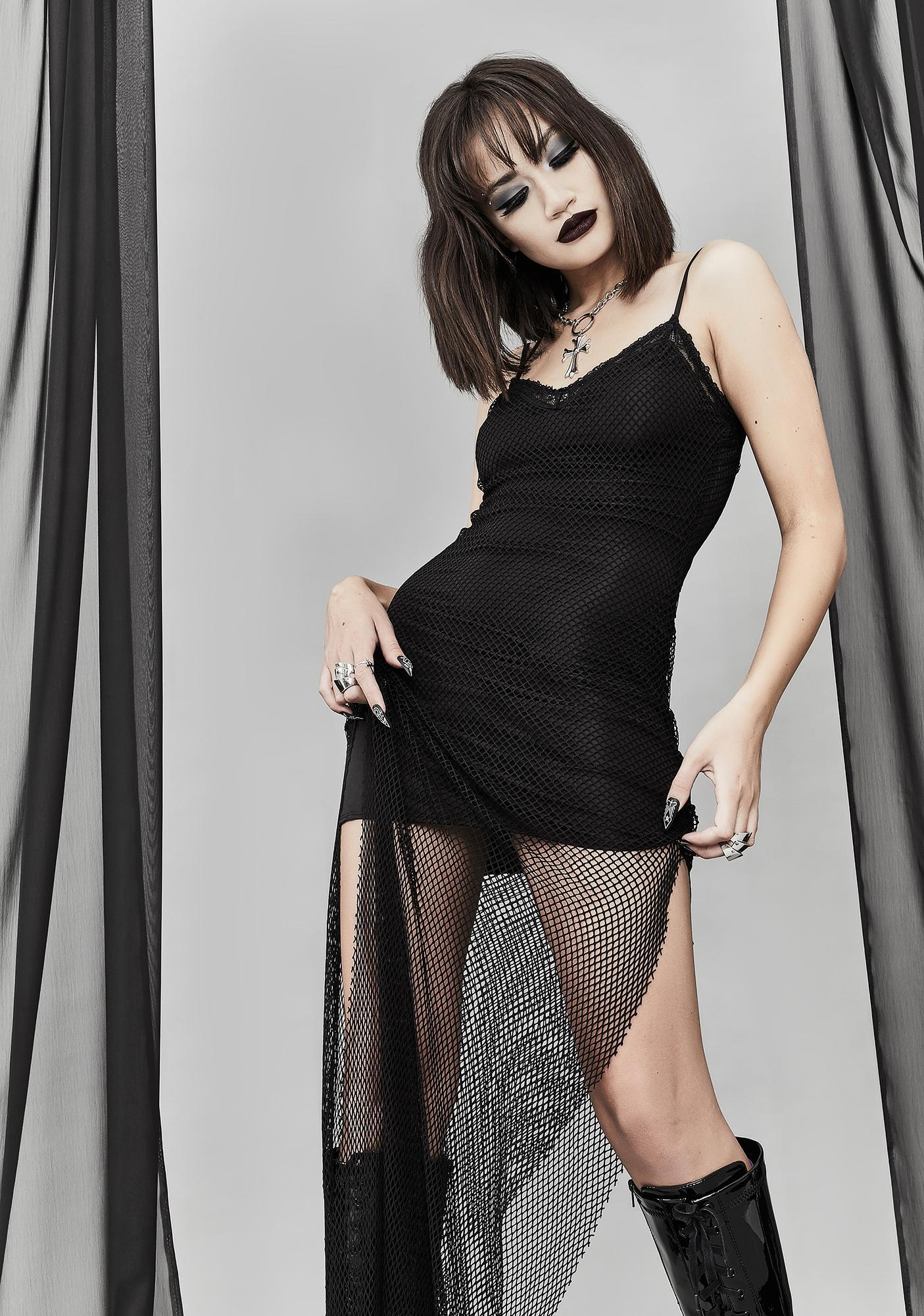 Widow Beginning Of The End Maxi Dress