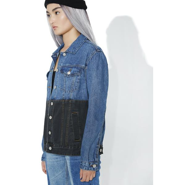 Black 'N Blue Denim Jacket
