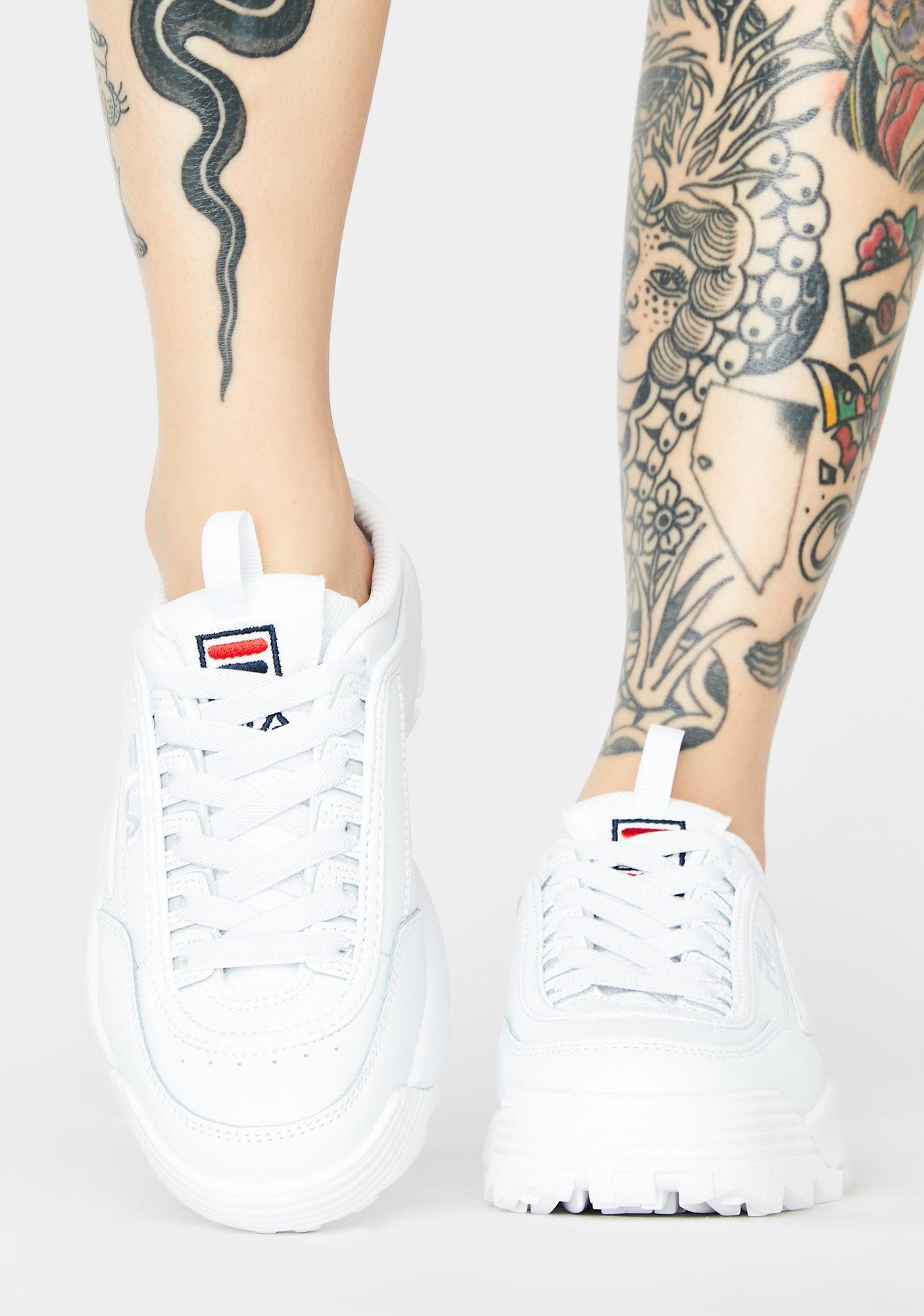 Fila Disruptor II Mule Sneakers