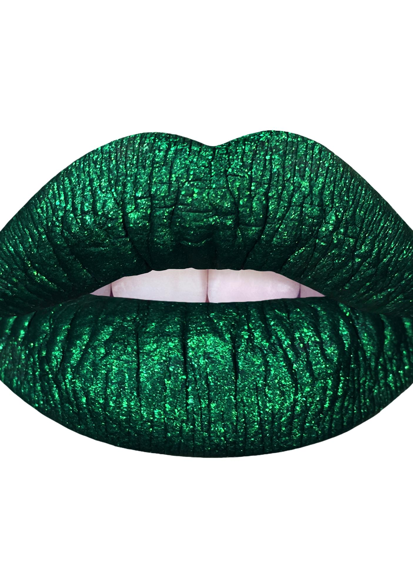 Lime Crime Serpentina Velvetine Liquid Lipstick