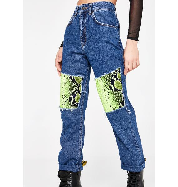 The Ragged Priest Adder Jeans