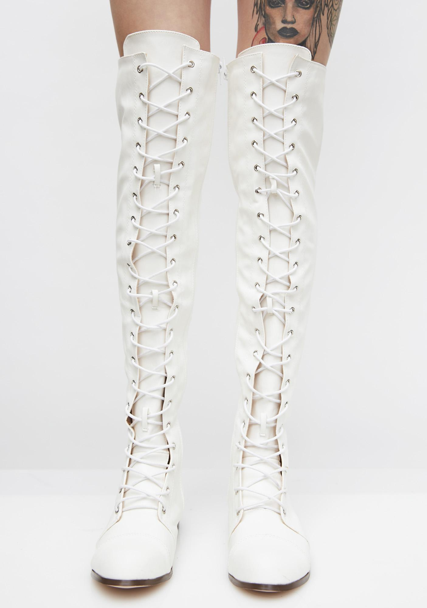 Frost Take 'Em Down Lace-Up Boots
