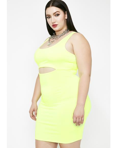Do A Double Take Bodycon Dress