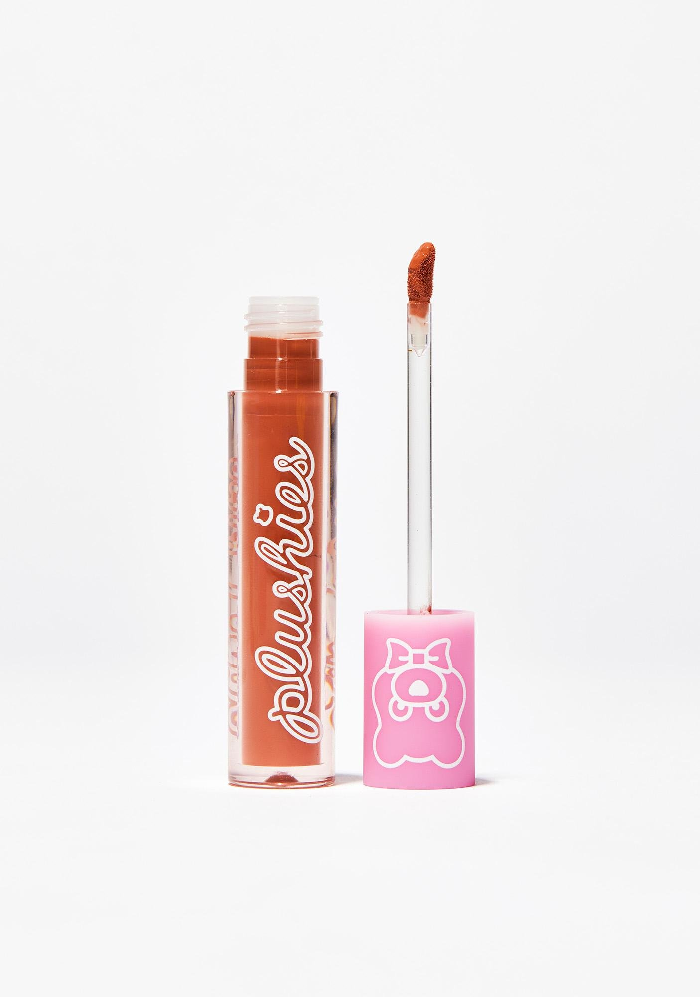 Lime Crime Melon Smoothie Plushies Lipstick