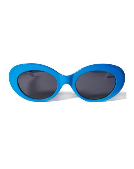 The Gloss Love Tempo Sunglasses