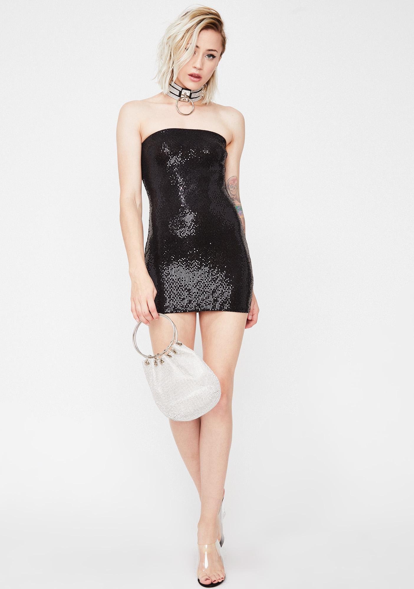 Disco Thotz Mini Dress