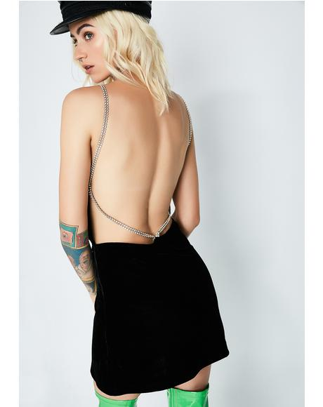 Onyx Tacita Dress