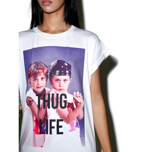 Twin Thugs Tee