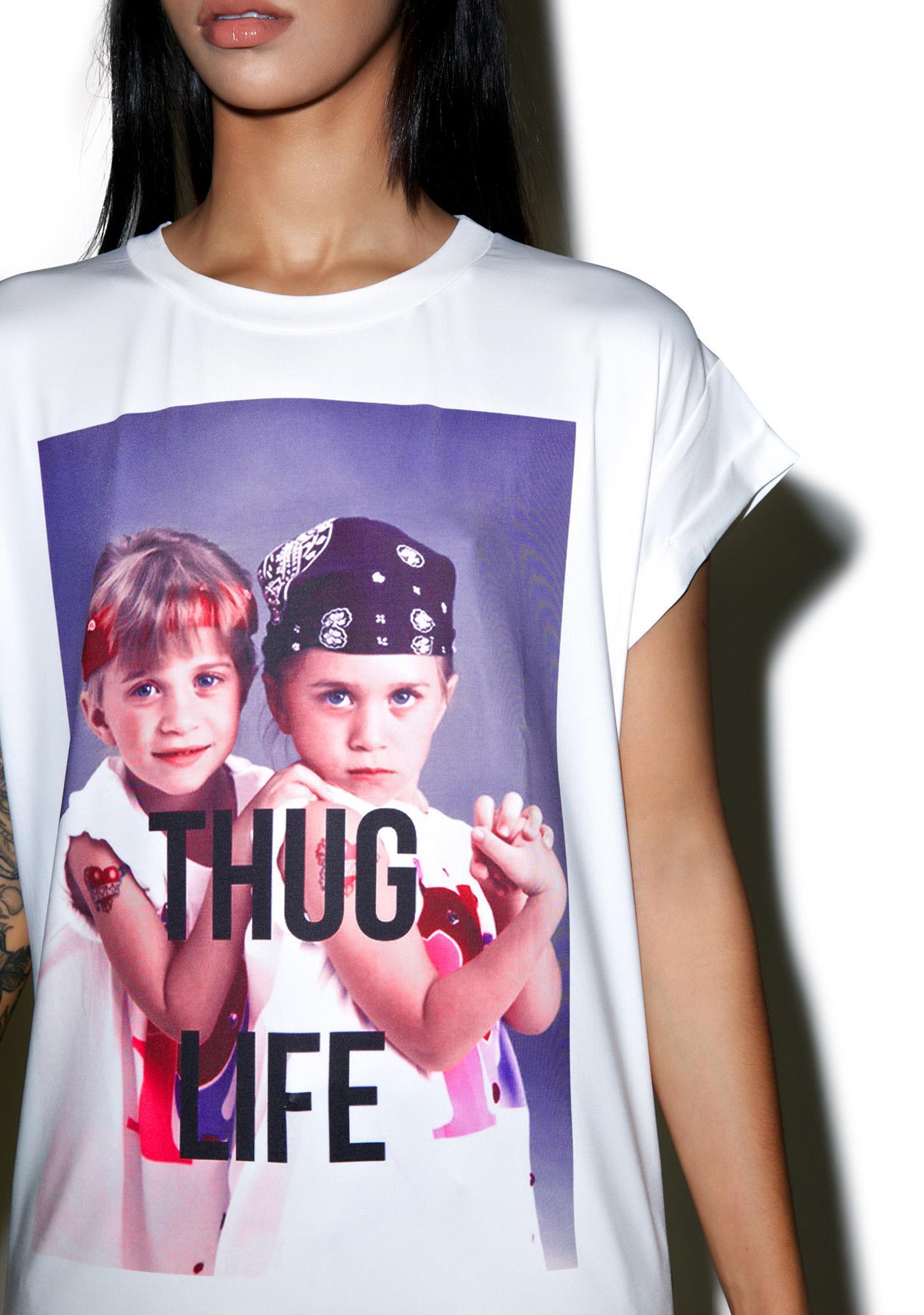 Twin Thugs Tee