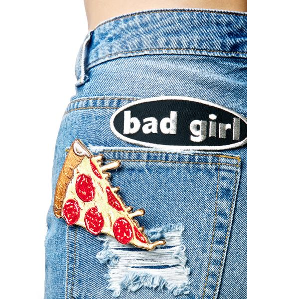 Drippy Pizza Patch