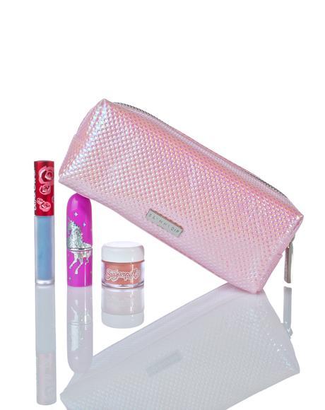 Bubblegum Small Makeup Bag