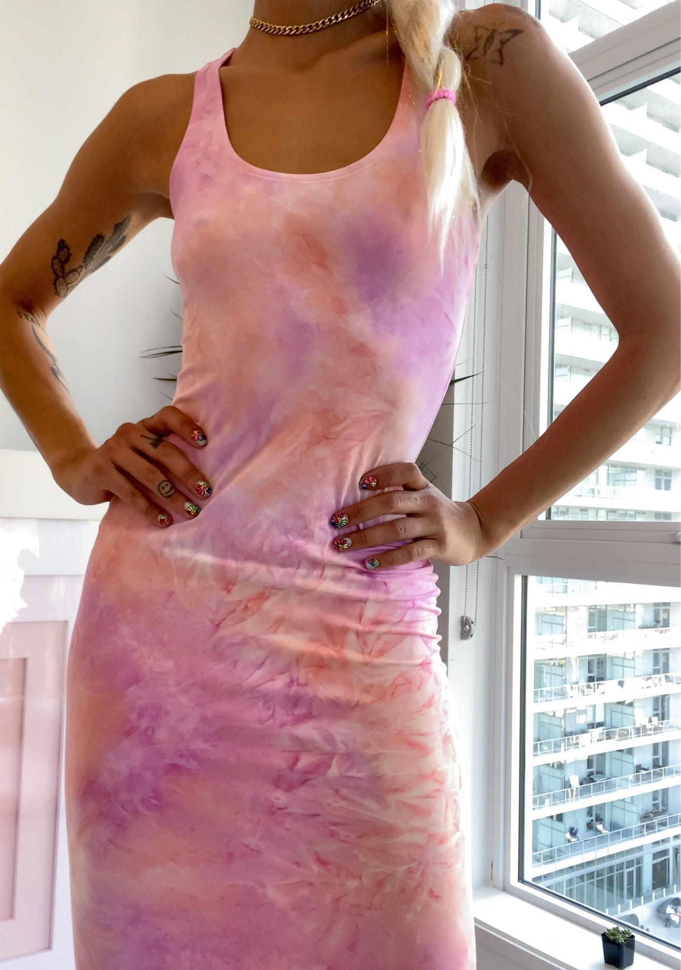 Room With A View Mini Dress