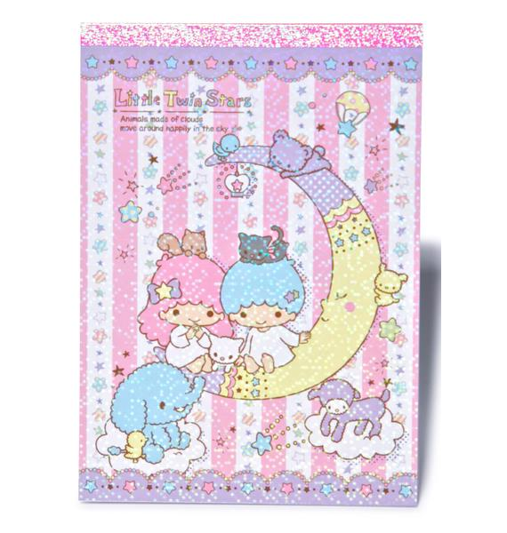Sanrio Little Twin Stars Memo Pad