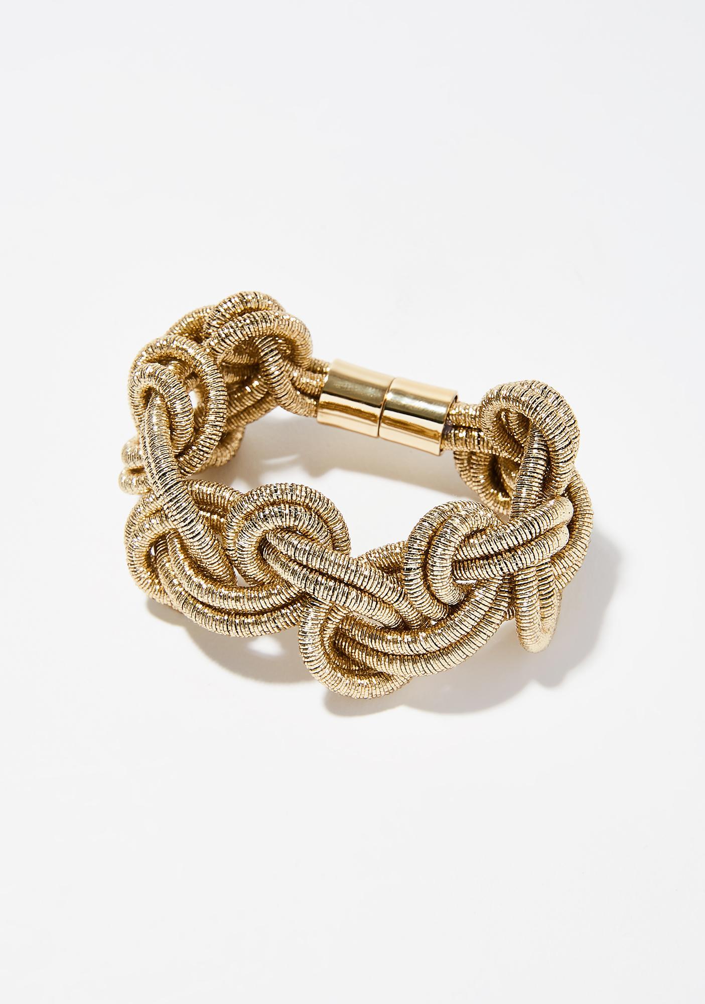 Linked Together Bracelet