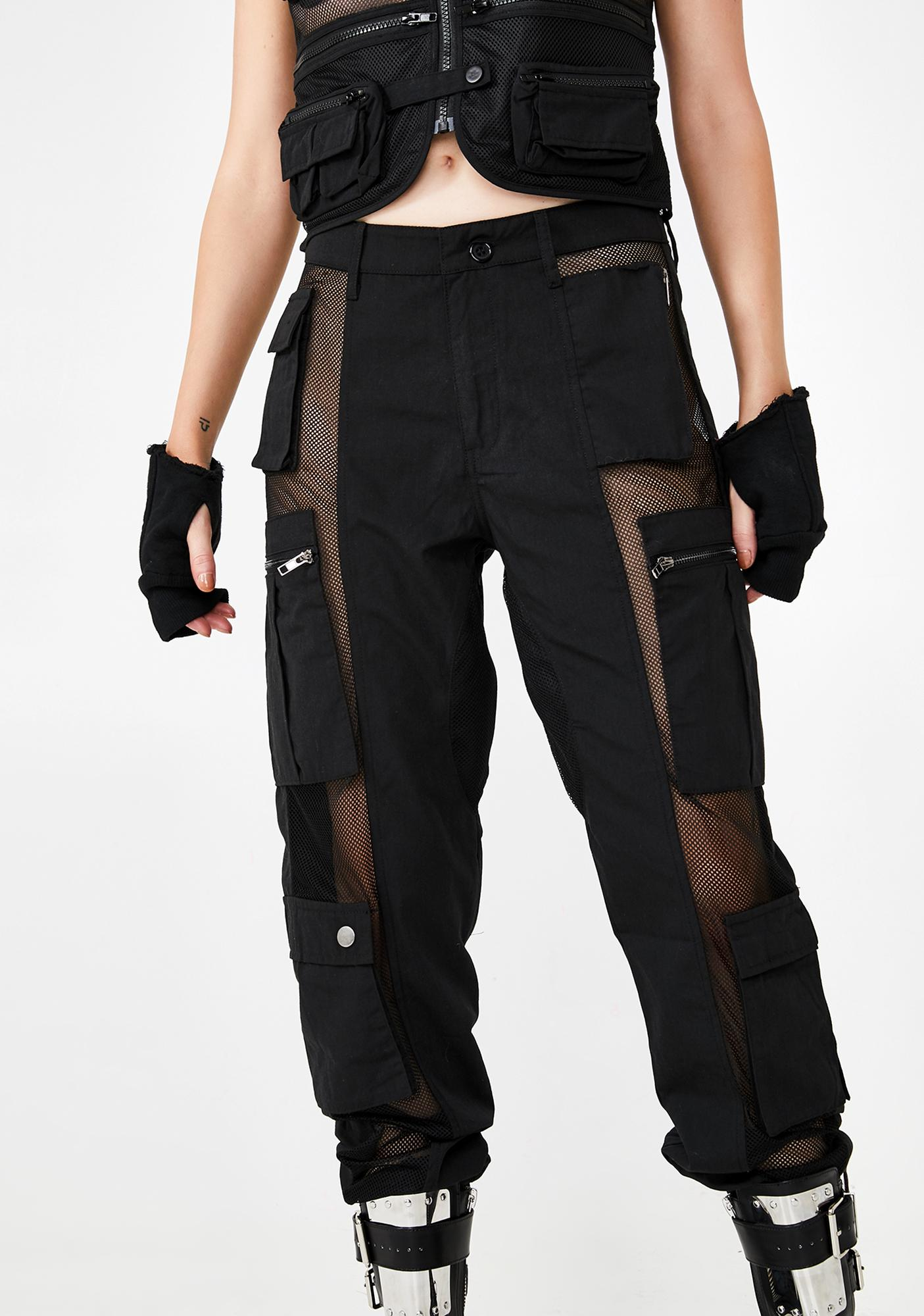 Club Exx Failure To Cooperate Cargo Pants