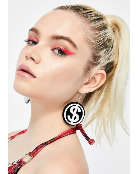 Big Spender Drop Earrings