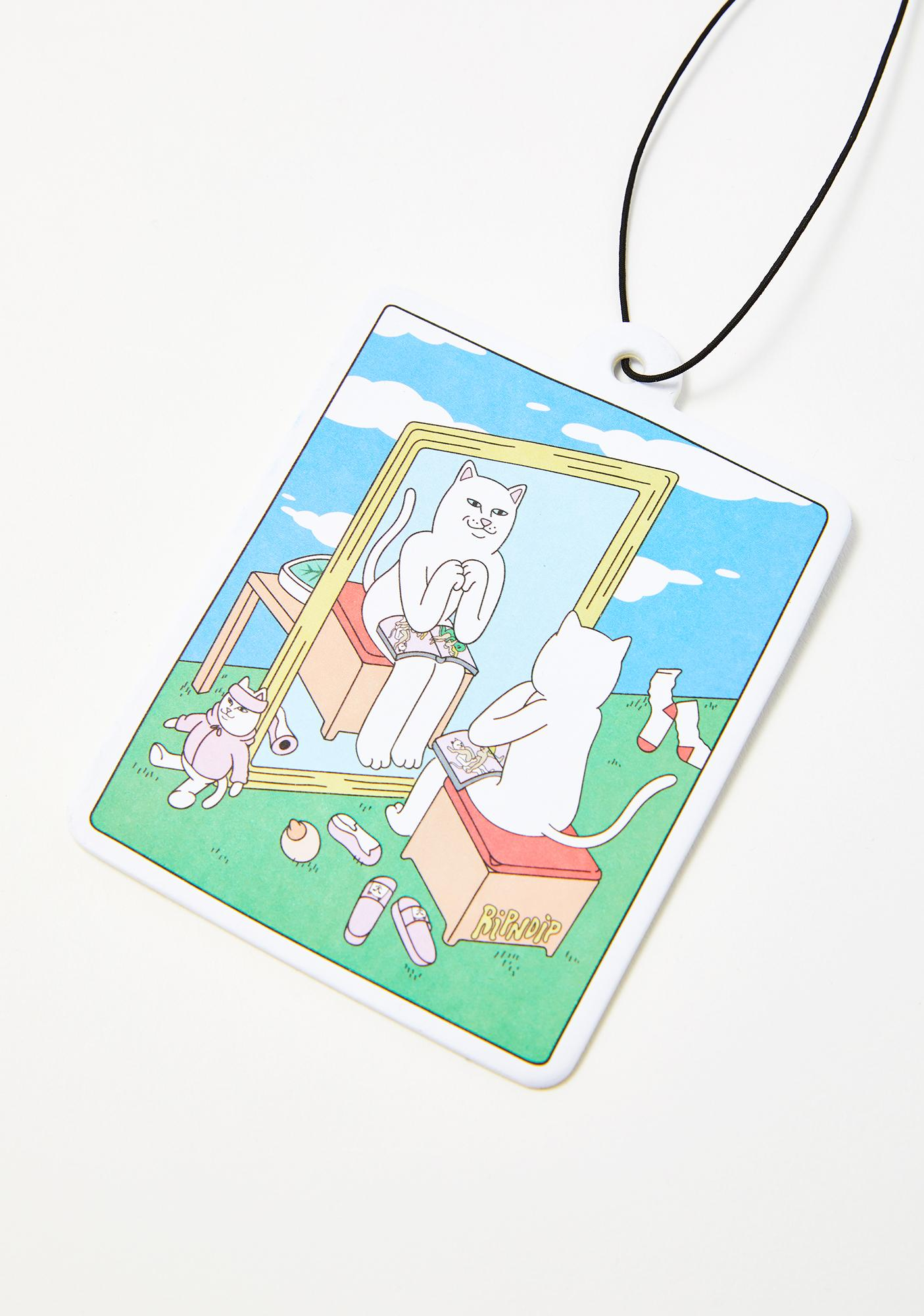 RIPNDIP Beat It Air Freshener
