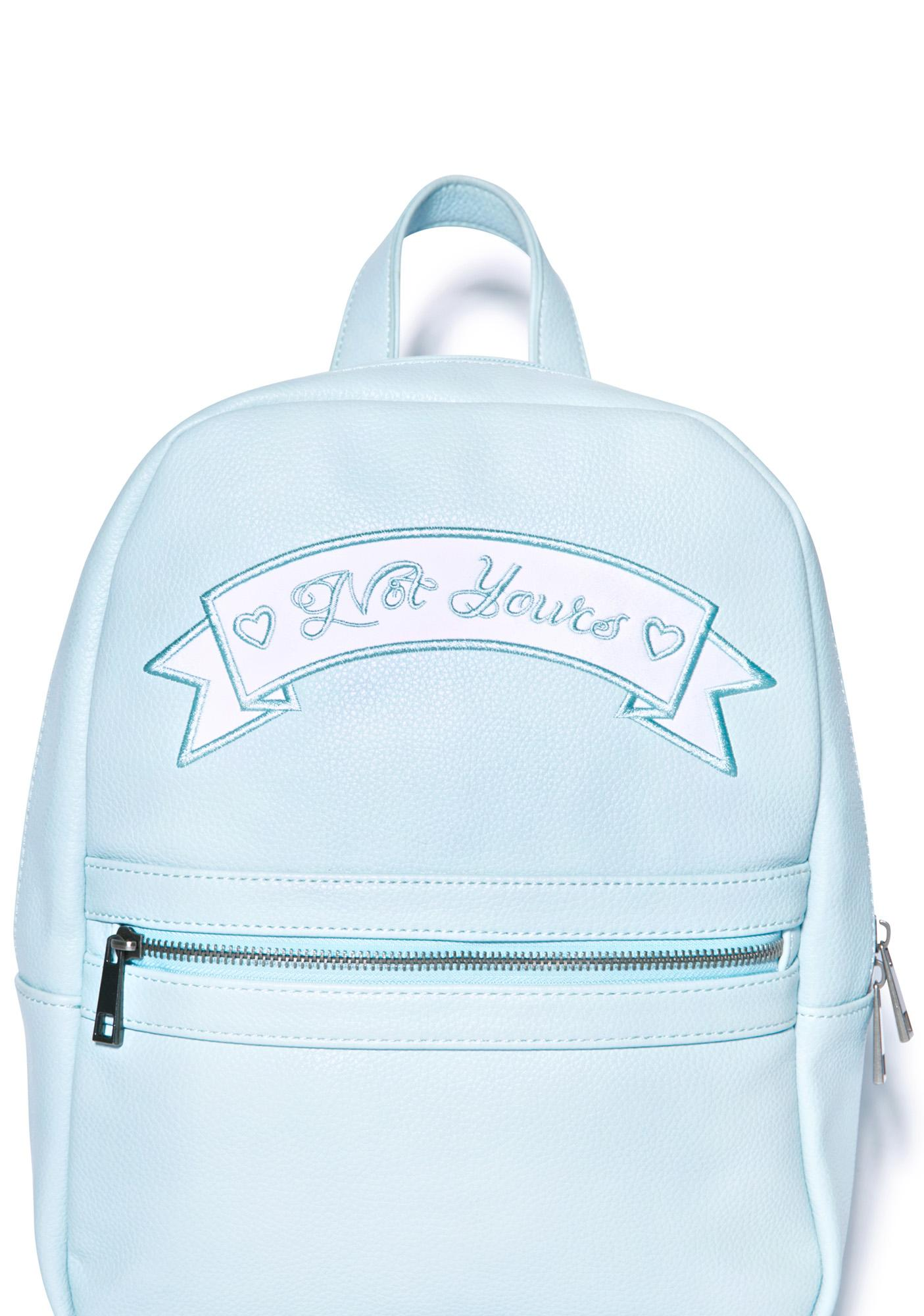 acd40ef42df1 ... Sugar Thrillz Not Yours Mini Backpack ...