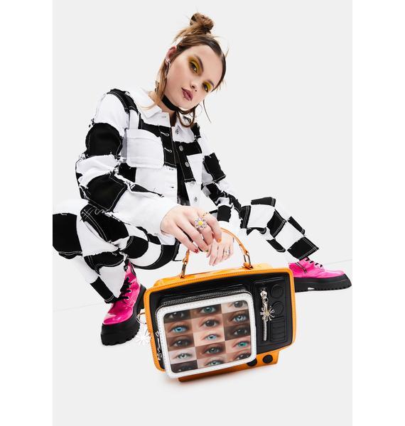 dELiA*s by Dolls Kill Screen Time TV Crossbody Bag
