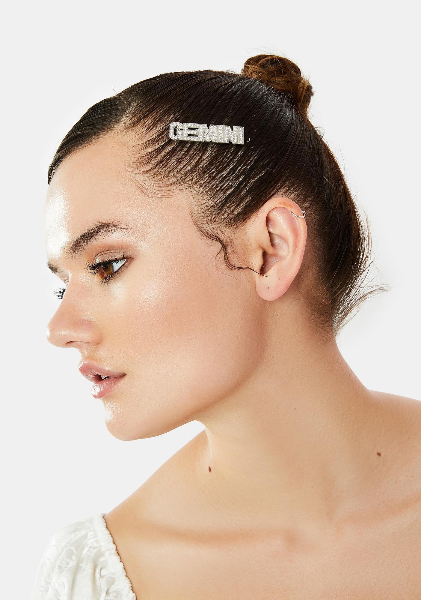 Glam Gemini Hair Clips
