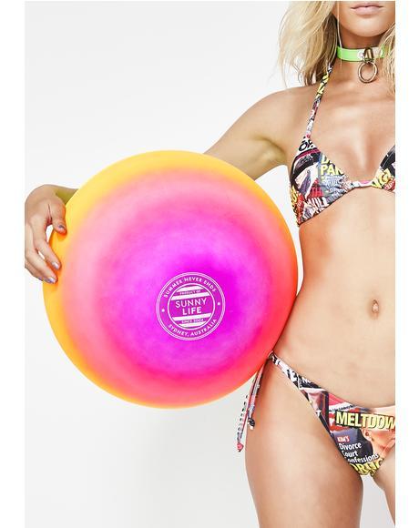 Make It Bounce Rainbow Ball