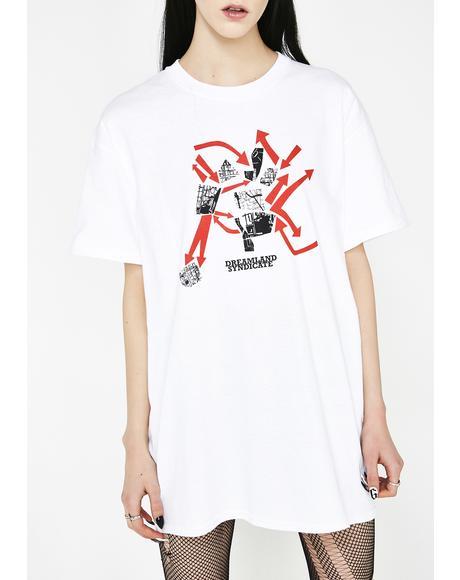 Psychogeography T-Shirt