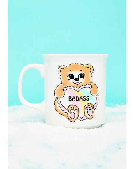 Badazz Baby Graphic Mug