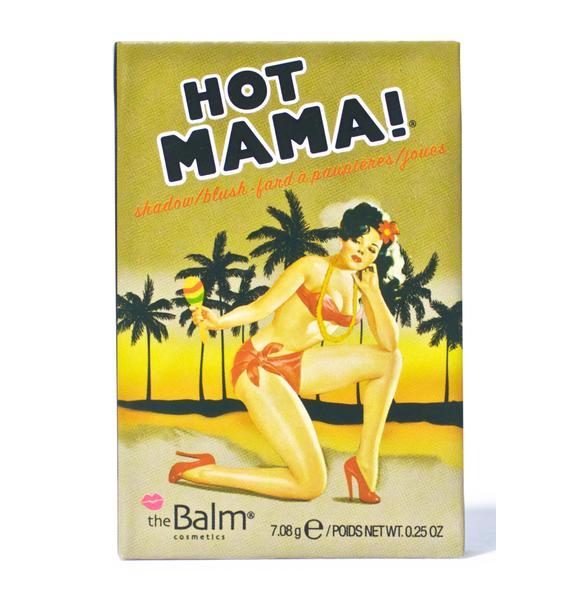 The Balm Hot Mama Blush