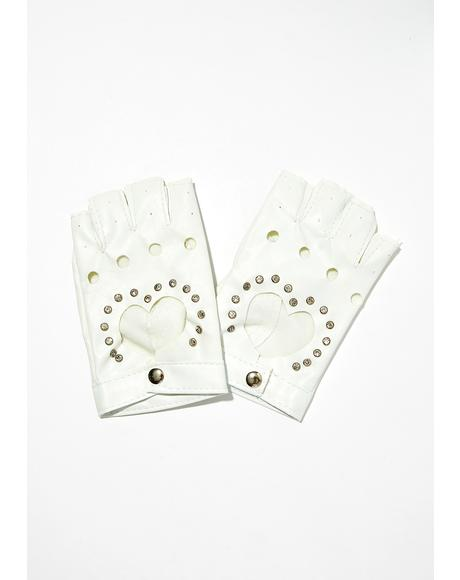 Icy Tuff Luv Fingerless Gloves