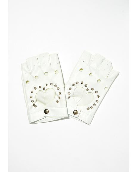 Icy Tuff Luv Fingerless Gloves