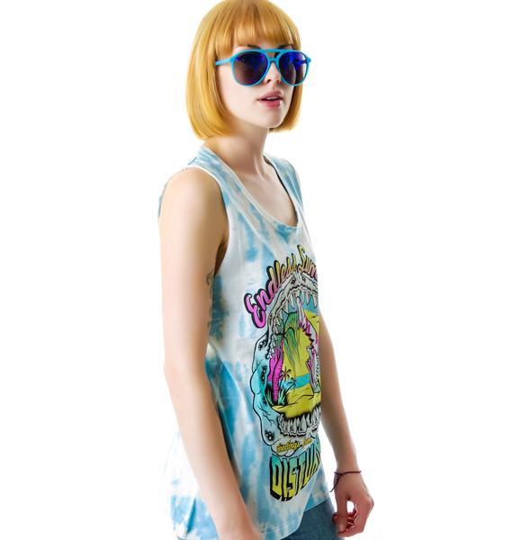 Disturbia Endless Summer Tie Dye Tank